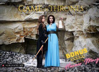 Amateur VR Porn: Game of Thrones Yara Greyjoy