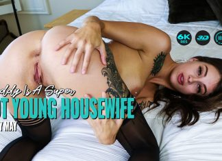 Maddy Is A Super Hot Young Housewife