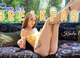 Kendra Cole: Cum For Breakfast