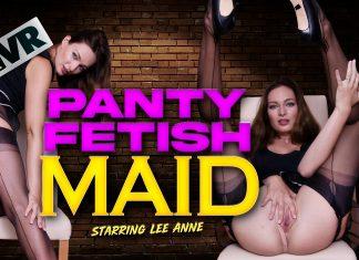 Panty Fetish Maid