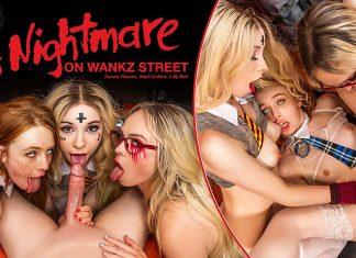 A Nightmare On Wankz Street