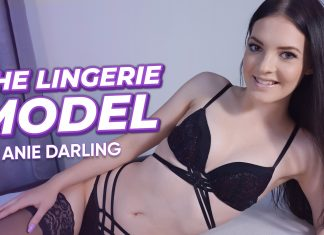 Anie Darling: The Lingerie Model